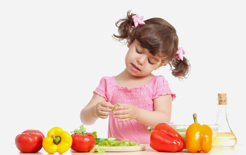 Dieta na zdrowe zęby u dzieci