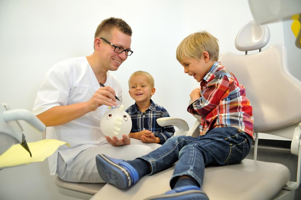 Zapobieganie próchnicy u dzieci