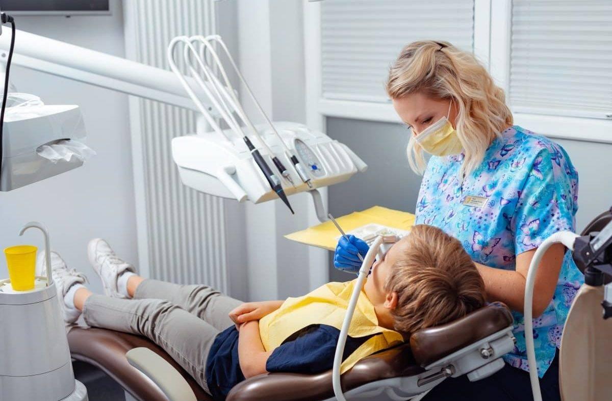 Co zrobić gdy dziecko boi się dentysty?