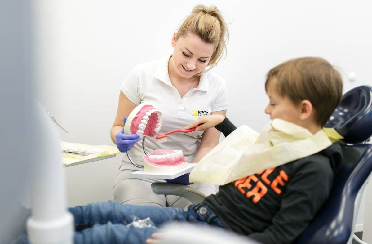 Jak przekonać dziecko do dentysty