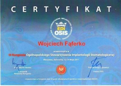 Wojciech Fąferko 5