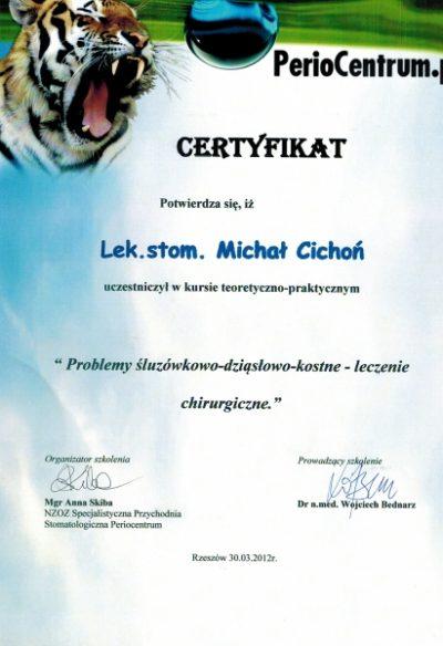 Michał Cichoń 1