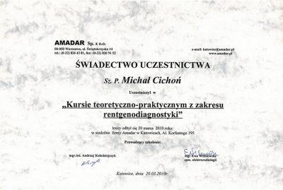 Michał Cichoń 5
