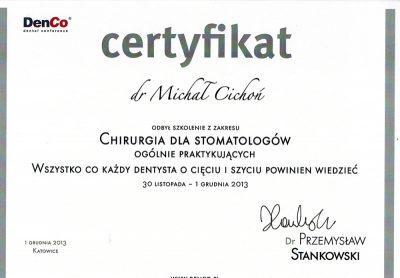 Michał Cichoń 10