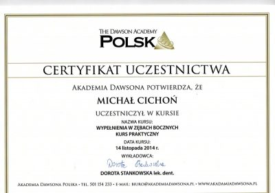 Michał Cichoń 7