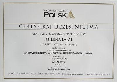 Milena Łapaj 5