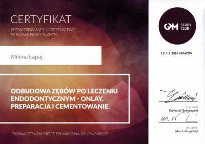 Milena Łapaj 9