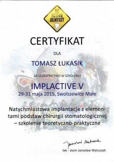 Tomasz Łukasik 3