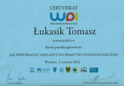 Tomasz Łukasik 8