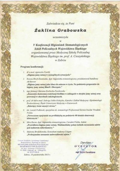 Żaklina Grabowska 6